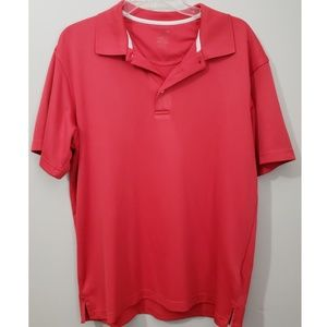 George Coral Polo Shirt